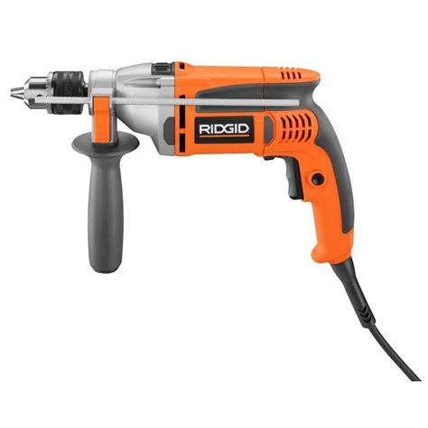 ridgid 1 2 inch vrs hammer drill the home depot canada