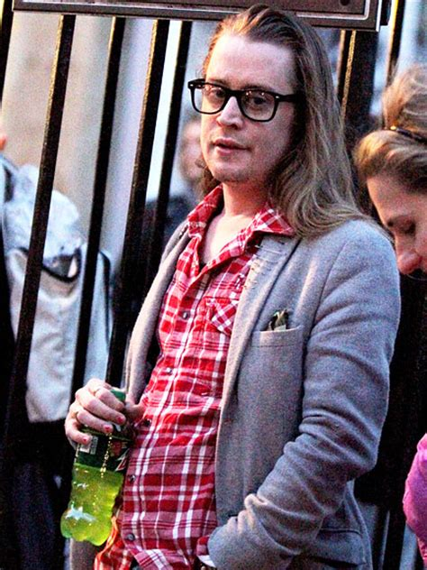 Mimi Cukin A macaulay culkin talks early retirement and the trappings