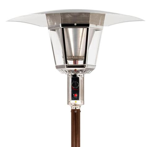 Gas Patio Heaters Uk 15kw Gas L Bronze Patio Heater