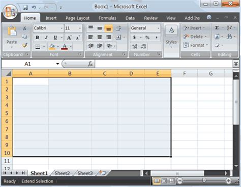 excel 2007 format the selected range of cells as u s currency how to select certain cells in excel 2007 how to lock
