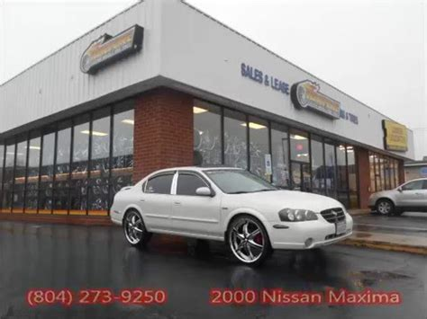 2001 nissan maxima rims for sale 2000 nissan maxima on 22 quot viscera rims rimtyme richmond