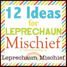 Mischief Ideas st s day the scrap shoppe