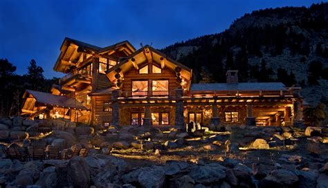 Garages With Lofts Floor Plans by Pioneer Log Homes Of Bc Handcrafted Log Cabin Plans And