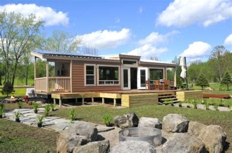 Cavco Eco Cottages by Cavco Grid Lodge