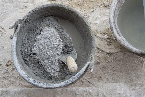 Le Aus Beton by Diff 233 Rences Entre Ciment Mortier Ou B 233 Ton
