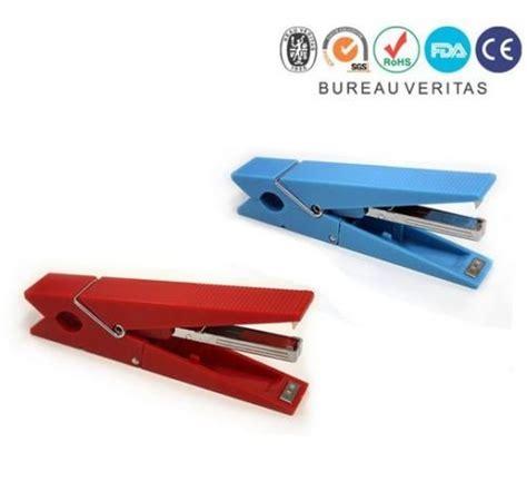 Paper Peg esmart paper peg stapler 4 colors stylish paper peg with