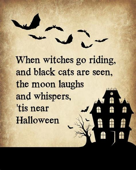 printable halloween quotes 25 best ideas about halloween sayings on pinterest