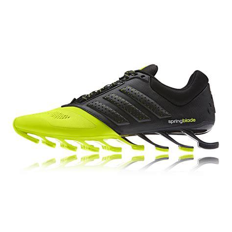 Adidas Springblade 16 adidas springblade drive 2 mens black green running
