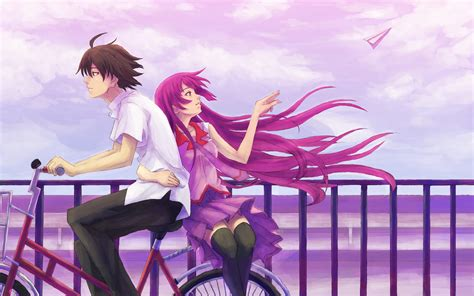 anime lovers lovers anime bicycle quot you re my blue horizon quot