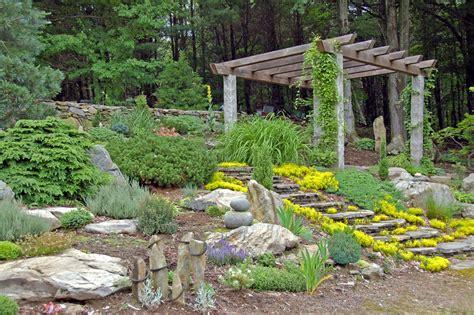 backyard rock ideas rock garden ideas for your lovely house midcityeast