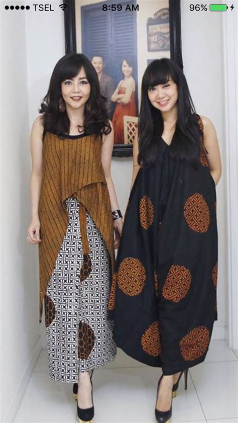 Kebaya Jadi Bet Mostcrepe Endek 25 best ideas about batik fashion on