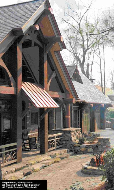 Rustic Log House Plans Freehold
