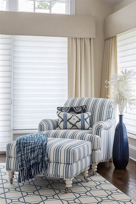 blue striped chair and ottoman best 25 striped chair ideas on pinterest black and