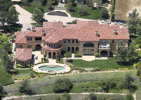 Katherine Jackson House by Michael Jackson S Children An 8m Yearly Allowance Daily Mail