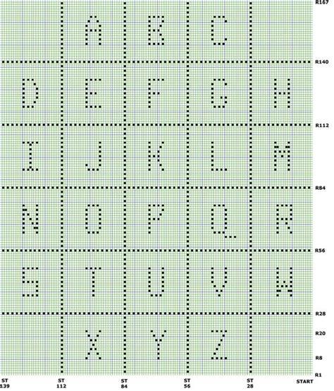 pattern crochet alphabet google image result for http allcraftsblogs com crochet