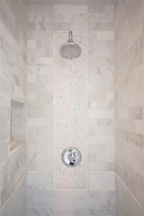 taupe mosaic tiles contemporary bathroom nicole sassaman