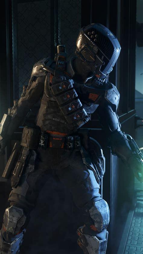 wallpaper call  duty black ops   games sci fi