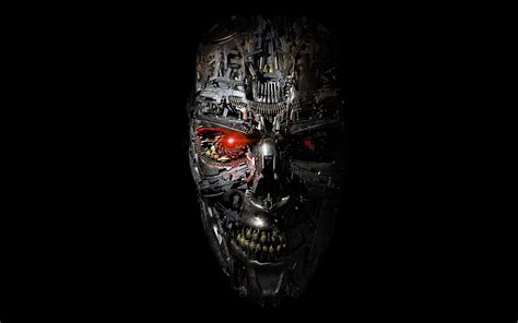 robot hd wallpaper terminator genisys robot wallpapers hd wallpapers id