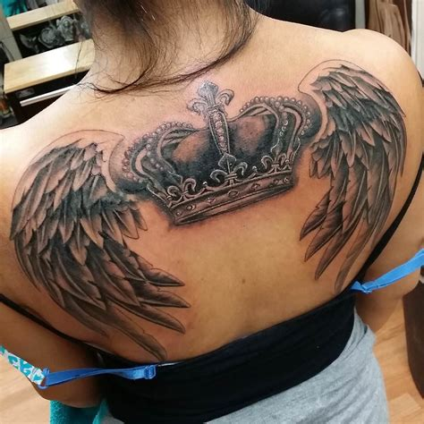 27 crown tattoo designs trends ideas design trends