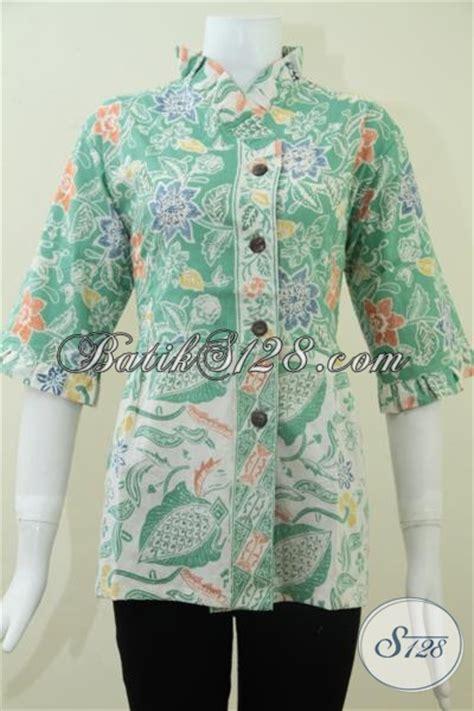 Eyeshadow Untuk Baju Hijau jual blus batik warna hijau salem trendy baju batik