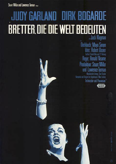 bretter die die welt bedeuten filmplakat bretter die die welt bedeuten 1963 plakat