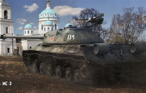 Church Is A Tank by Wallpaper Earth Church Trees Soviet Is 3 Heavy World