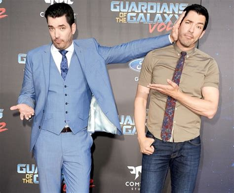 drew and jonathan property brothers drew and jonathan scott open up about