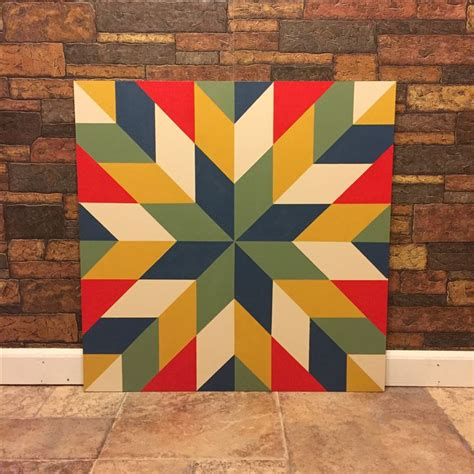 Barn Quilt Pattern by 25 Best Ideas About Barn Quilt Patterns On