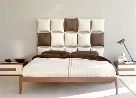 bed backrest design headboard ideas 45 cool designs for your bedroom