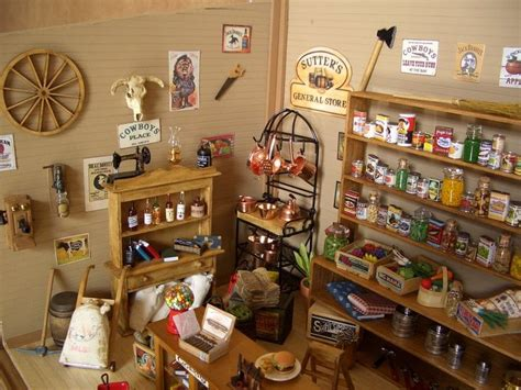 dollhouse store 17 best images about general stores in miniature on