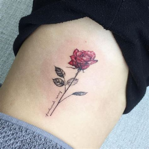 rose tattoo with name 8 best 25 with name ideas on