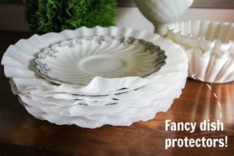 coffee filter uses unbelievably smart ways to use coffee filters around the