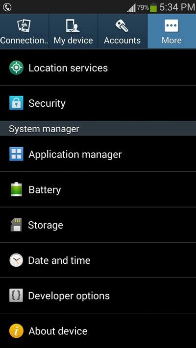 android reset just once always how to reset an android app