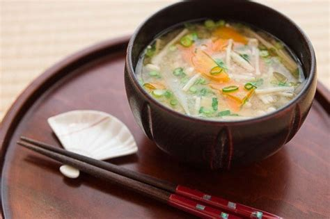 resep   membuat miso soup ala jepang rumahan