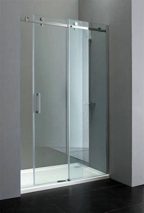 Best Sliding Shower Doors Frameless Sliding Shower Doors Cocoanais