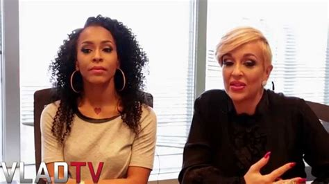 chrissy monroe and chinx chinks wife from love and hip chrissy on why she got off