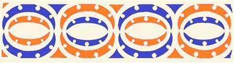 frieze pattern exles median don steward mathematics teaching frieze patterns