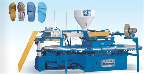 polymer rubber st machine plastic slipper machine jg 1824d kingkong