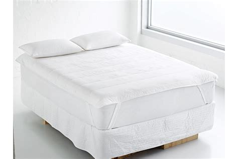 Mattress Protection Covers by Blissfil Washable Wool Mattress Protector
