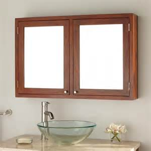 Medicine Cabinet For Bathroom 36 Quot Doba Mahogany Medicine Cabinet Bathroom