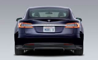 Electric Cars For Sale Manchester Tesla Aims For The Model 3 To Be On The Roads By 2017