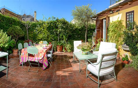 Terrasse Spanisch by Steps Three Bedroom Apartment With Terrace For