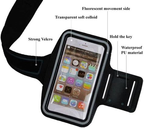 Sporty Phone Armband best iphone 6 plus armbands keep your iphone safe during workouts