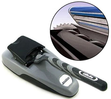 Micro Touch Magic Max Hair Groomer Alat Pisau Cukur Promo electric mill razor device sharpener pengasah pisau cukur