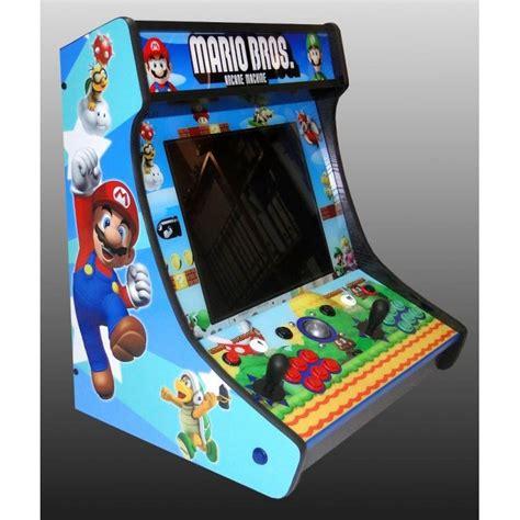bar top arcade m 225 s de 25 ideas incre 237 bles sobre borne d arcade en