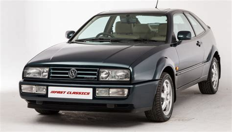 Most Expensive Vw by Is This The Most Expensive Corrado On The Market Vw