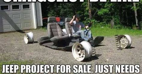 Jeep Project For Sale Craigslist Be Like Jeep Project For Sale Just Needs A