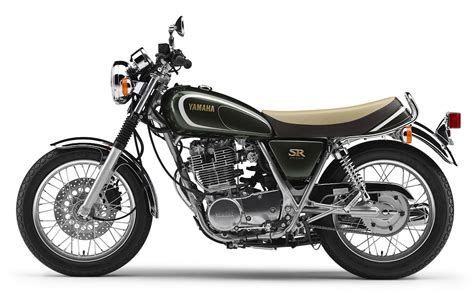 Motorcycle Dealers Japan by Yamaha Produces 35th Anniversary Edition Sr400 For Japan