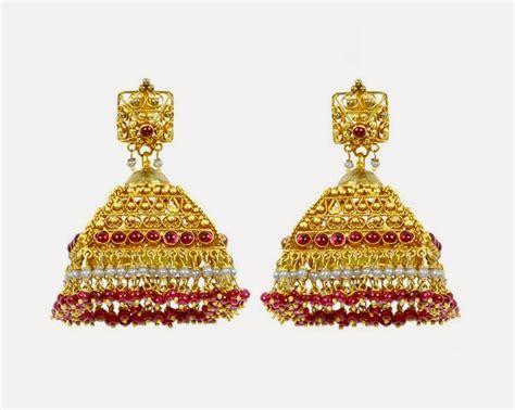 new jhumka earrings free hd wallpapers new gold jhumka earring designs 2014 15 hd wallpapers