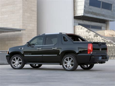 2010 Cadillac Escalade Ext Price Photos Reviews Features